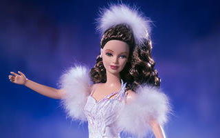 Barbie Doll as Swan Ballerina from Swan Lake 2001