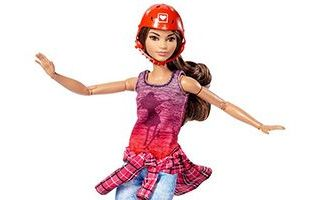 Made To Move Skateboarder Barbie 2016