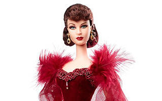Gone with the Wind 75th Anniversary Scarlett O'Hara Doll 2014