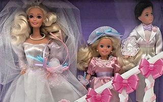 Dream Wedding Barbie 1993