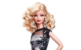 Classic Evening Gown Barbie 2015