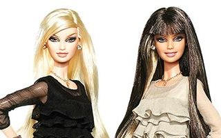 Juicy Couture Beverly Hills G&P Barbie Dolls 2008
