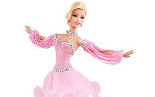 Dancing with the Stars Waltz Barbie 2011