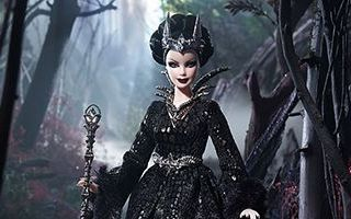 Queen of the Dark Forest Barbie 2015