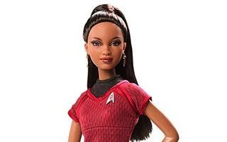 Barbie as Lt. Uhura 2009