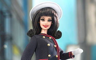 Barbie Doll as That Girl 2002