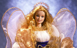 Holiday Angel Barbie 2000