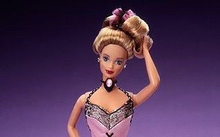 Parisian Barbie 2nd Edition 1991