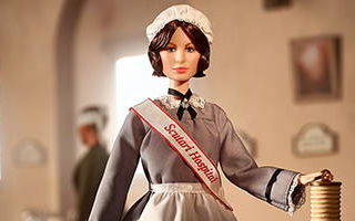 Florence Nightingale Barbie 2020 / Барби Флоренс Найтингейл
