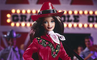 Country Rose Barbie 1997
