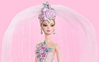 Couture Confection Bride Barbie by Bob Mackie
