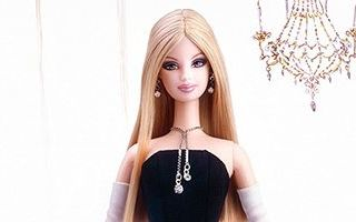 Society Girl Barbie 2002