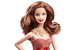 Holiday Barbie 2014 (Kmart Exclusive)