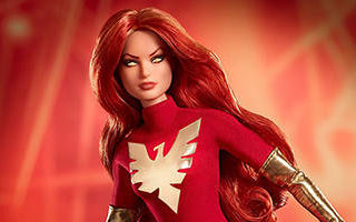 Marvel Dark Phoenix Barbie 2019