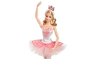 Ballet Wishes Barbie Doll 2016