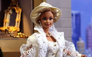 Uptown Chic Barbie 1994