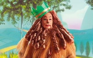 The Wizard of Oz Cowardly Lion Ken 2007