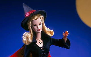 Barbie as Samantha from Bewitched 2001