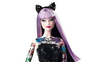 Тokidoki Barbie (Platinum) 2015