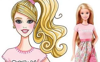 Barbie Fashionistas Doll 2015 №2