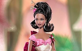 Exotic Intrigue African-American Barbie 2004