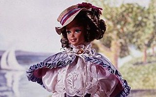Gibson Girl Barbie 1993