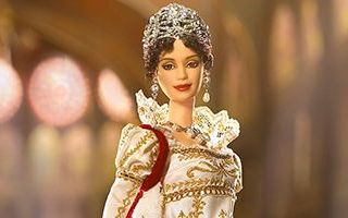 Empress Josephine Barbie 2005