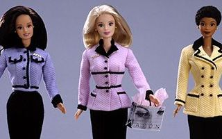 Avon Representative Barbie 1999