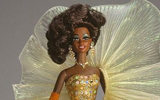 Evening Extravaganza African-American Barbie 1994