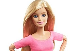 Made to Move Pink Top Barbie 2015