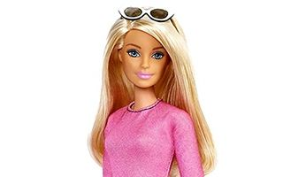 Barbie Fashionistas Pink Tops and Checkered Skirts №104 2019