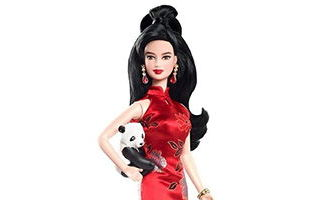 China Barbie 2012