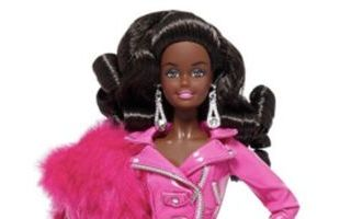 Moschino African-American Barbie at the MET Gala 2019