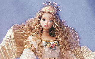 Angel of Joy Barbie 1998