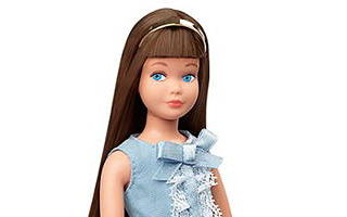 Skipper 50th Anniversary Doll 2014 (Brunette)