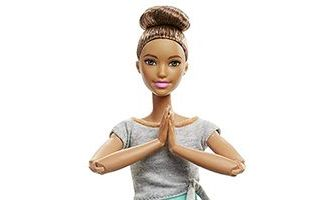Made to Move Yoga Barbie (Brunette) 2018