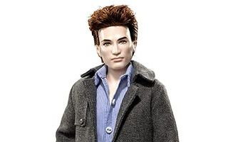 Twilight Edward Doll 2010