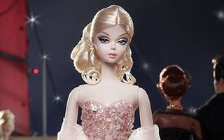 Mermaid Gown Barbie 2013