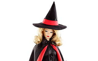 Bewitched Barbie 2010