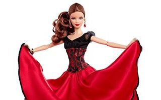 Dancing with the Stars Paso Doble Barbie 2011