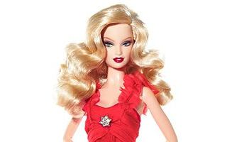 Go Red For Women Barbie 2007