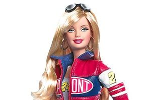 Jeff Gordon  NASCAR  Barbie 2006
