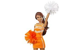 University of Tennessee African-American Barbie 2013