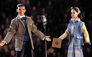 Barbie Doll Loves Frankie Sinatra Giftset 1999
