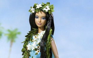 Princess of the Pacific Islands Barbie 2005