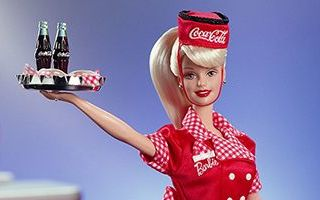 Coca-Cola Barbie (Waitress) 1999