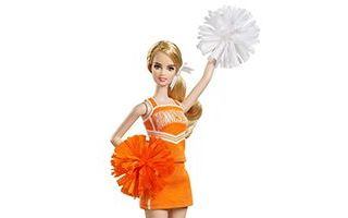 University of Tennessee Barbie 2013