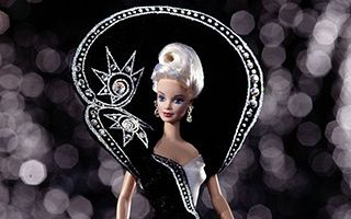 Diamond Dazzle Barbie 1997