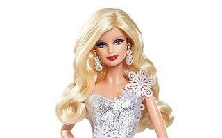 Holiday Barbie 2013 (Blond)