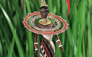 Fantasy Goddess of Africa Barbie 1999